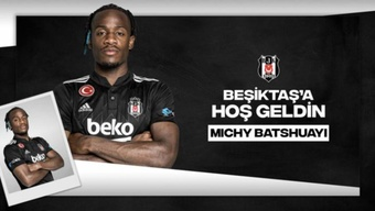 Batshuayi will play his football in the Turkish Super Lig for the 2021/22 season. BJK
