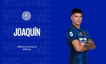 Correa firma con l'inter fino al 2025. Inter