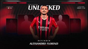 OFICIAL: Roma empresta Florenzi ao Milan