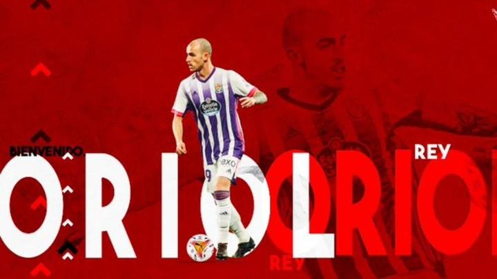 Oriol Rey continuará su carrera en el norte de Burgos. CDMirandes