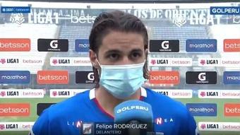Felipe Rodríguez habló tras el suicidio de un amigo. Captura/GolPerú