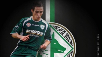 El ex jugador del Avellino Filippo Viscido se quita la vida. Twitter/usavellino1912_