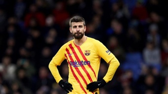 Pique is starting to see the end of his career. EFE