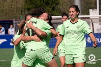 El Athletic Club venció 1-2 al Eibar. LaLiga