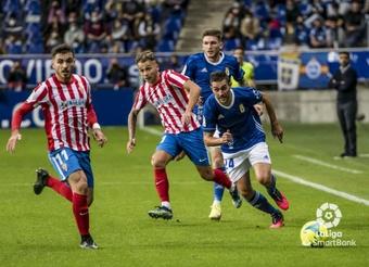El derbi asturiano terminó en empate. LaLiga