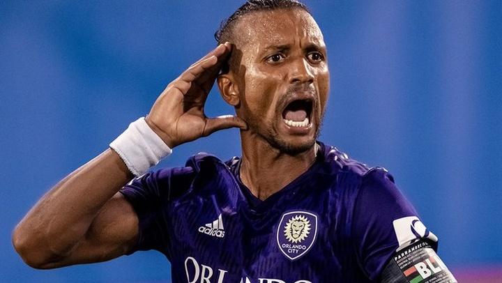 La talonnade de Nani en MLS avec Orlando City. mls