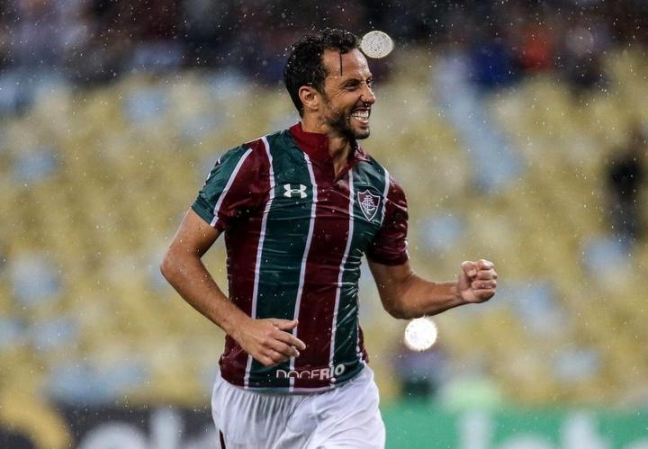 Nenê résilie son contrat avec Fluminense. FluminenseFC