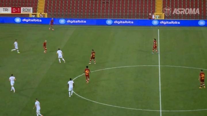 ASRomaZalewski da otro triunfo a la Roma de Mourinho. ASRoma