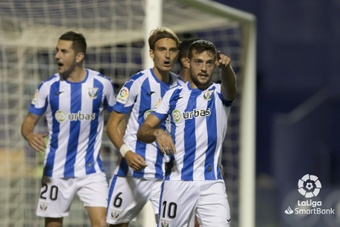 Alcorcón y Leganés empataron a tres. LaLiga