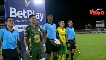 Barranquilla, Real Cartagena, Leones y Valledupar siguen adelante en Copa. Captura/WinSports