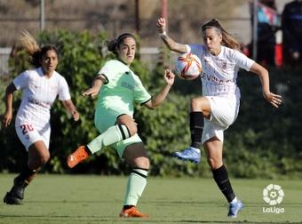 Sevilla y Athletic empataron 0-0 en territorio andaluz. LaLiga
