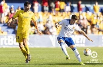 El Zaragoza de JIM consiguió su primera victoria en Liga ante el Alcorcón. LaLiga