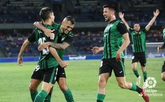 El Eibar venció 0-1 al Tenerife. LaLiga