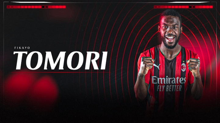 Chelsea's Tomori makes Milan move permanent with four-year deal. ACMilan