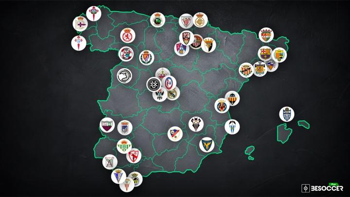 El Sabadell jugará la próxima temporada en la Primera RFEF. BeSoccer Pro
