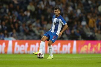 Séville revient à la charge pour Jesus Corona. FCPorto