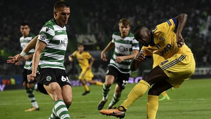 Joao Palhinha ya despertó el interés de otros clubes como el Tottenham. EFE