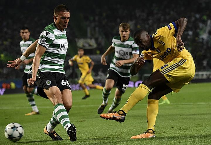 Le Sporting CP a décidé de ne pas laisser partir Palhinha cet été. AFP