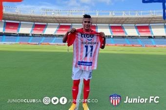Johan Bocanegra regresa a Junior Barranquilla tras su cesión. JuniorClubSA