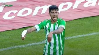 José Calderón despuntó en la cantera y debutó con el primer equipo. YouTube/RealBetisBalompie