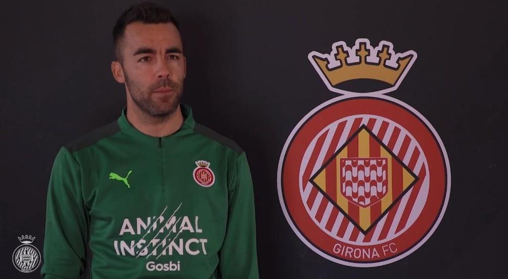 Juan Carlos habló del duelo en Lugo y de la visita de la SD Huesca. YouTube/GironaFC