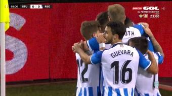 Sigue el directo de la tercera jornada de Europa League. Captura/GOLTV