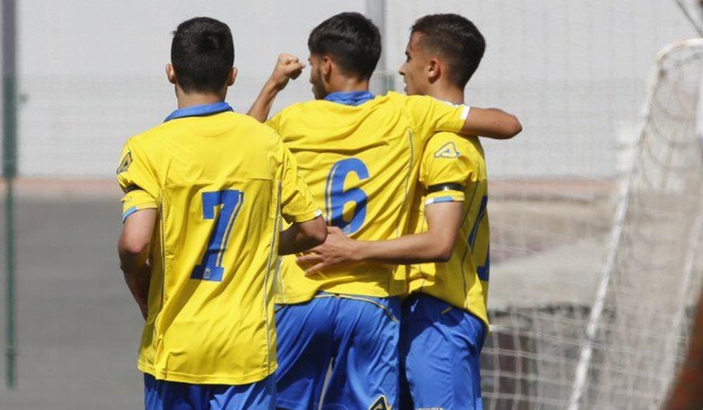 Las Palmas Atlético ha empezado la temporada con un empate. UDLP