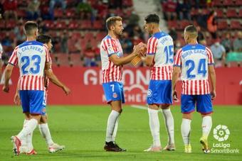 Cambio de dinámica en el Girona. LaLiga