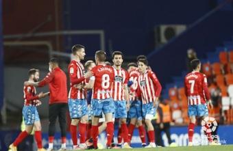 El Lugo quiere volver a ganar al Málaga. LaLiga