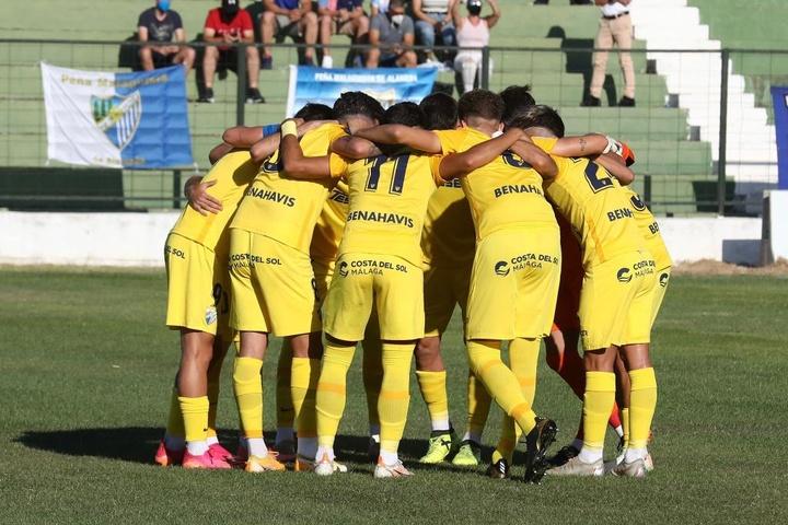 El Antequera jugará en Segunda RFEF. MálagaCF