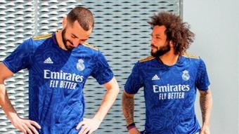 Marcelo estime qu'il a encore beaucoup à donner au Real Madrid. RealMadrid