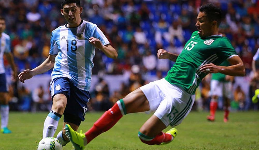Argentina y México serán las grandes favoritas junto a la local Brasil. AFP