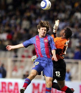 Messi au Barça, une légende qui fête ses 16 ans. FCBarcelona