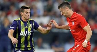 El Fenerbahçe se equivocó en la transferencia. EFE/Ronald Wittek