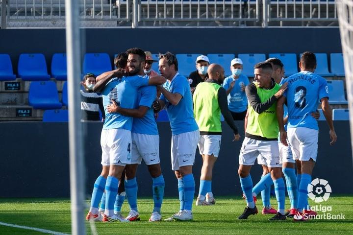 El Ibiza superó por 3-1 al Fuenlabrada en su feudo. LaLiga