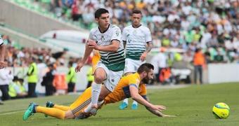 El vigente campeón de Liga volvió a perder en la Copa México. EFE