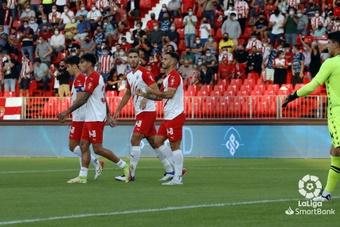 El Almería recuperó el liderato en los Juegos del Mediterráneo. LaLiga