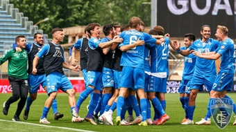 L'Empoli torna in Serie A. Empoli