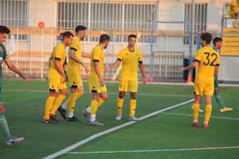 Adri López renueva con el Hércules. Twitter/CFHercules