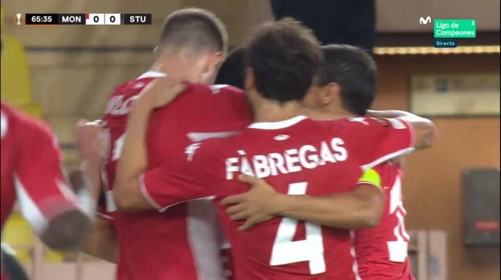 Sigue el directo de la primera jornada de la Europa League. Captura/MovistarLigaDeCampeones