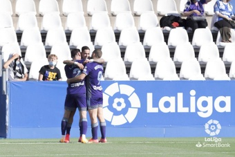 La calidad del Valladolid decide en Butarque. LaLiga