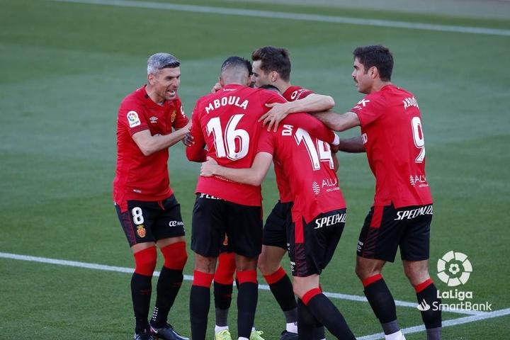 El Mallorca busca dar salida a los jugadores con los que no contará en Primera. LaLiga