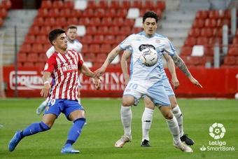 El Sporting volverá a contar con un apoyo masivo en Lugo. LaLiga