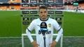 Manu Vallejo se satisfait du match nul. Capture/MovistarFutbol