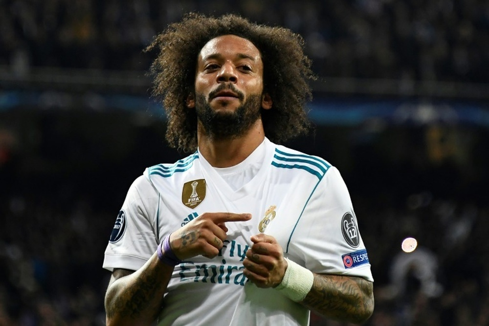 Marcelo could be going back to Brazil. AFP
