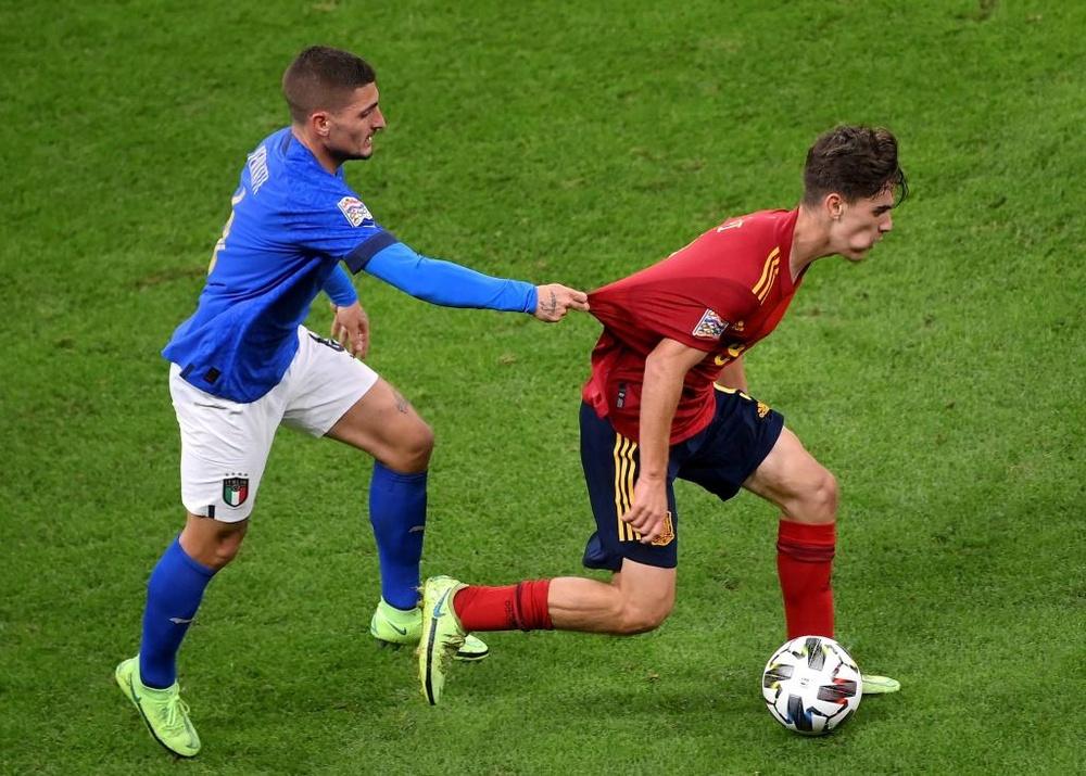 Ultim'ora del calcio italiano in data 7 ottobre 2021. EFE