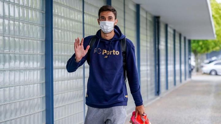 Marko Grujic regressa ao Porto.Twitter/FCPorto