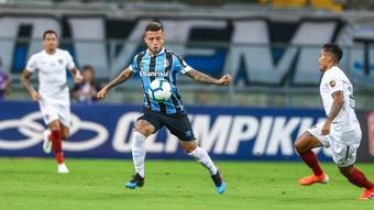 Matheus Henrique deixa o Grêmio.Gremio