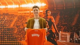 Matthew Hoppe es nuevo jugador del Mallorca. RCDMallorca