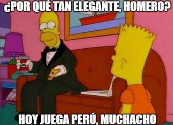 Los mejores memes del Colombia-Perú. Twitter/Rnicoll15